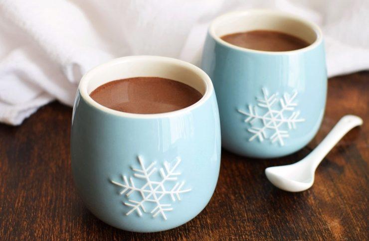 Рецепта: Топло рожково мляко (в пикантен вариант)